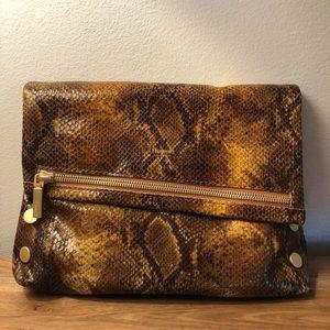 NWT Hammitt VIP med Mendocino Snakeskin purse